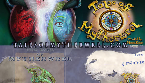 New Tales of Mytherwrel Website by TheSorceressRaven