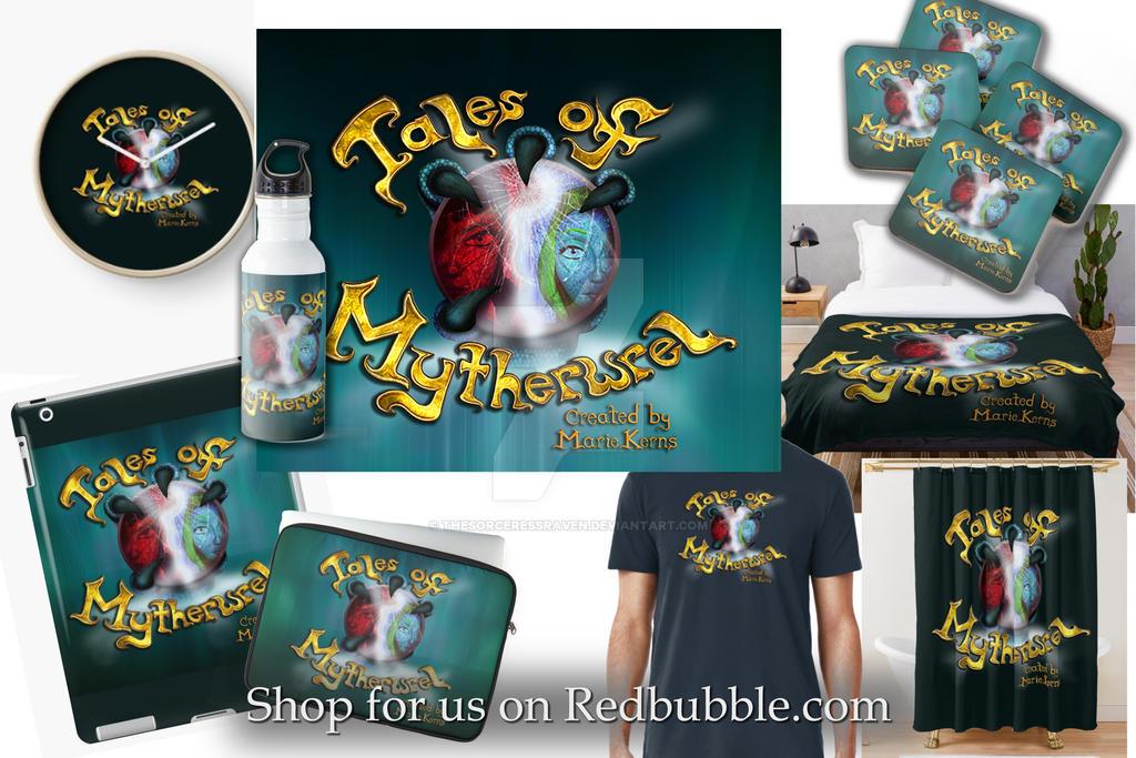 Tales of Mytherwrel Merchandise  - Title