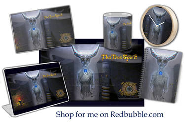 Tales of Mytherwrel Merchandise - The Tree Spirit