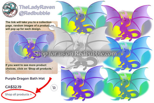RedbubblePosters Dragon-collection