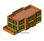 Isometric House 5 by Gladiatore79