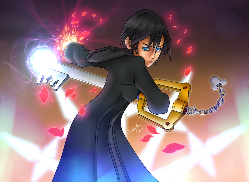 Xion's Remembrance by TheDoctorArtist