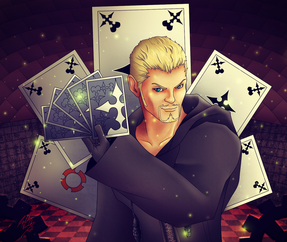 The Gambler of Fate by TheDoctorArtist