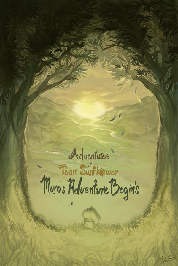 Chapter 1 - Muro's Adventure Begins - Cover by UmiKit