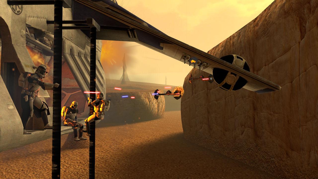 star wars the clone wars wallpaper   104th by dolunity ddd5mm7