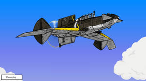 Greyhound Mk II Fighter