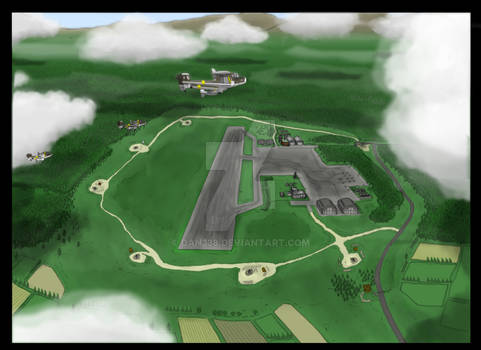 Bar Harbor Airfield