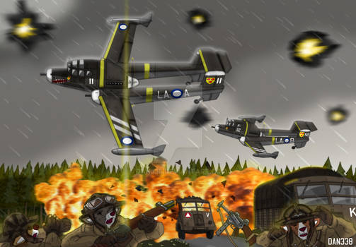 Close Air Support 2
