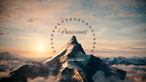 Paramount Pictures 2020 On-Screen Logo Concept