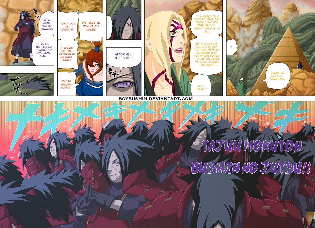 Uncategorized Naruto Manga Color Pages guerraninja explore on deviantart fooztt 198 39 naruto 578 page 8 9 project akiba kei by milars