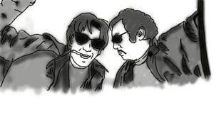 Chris and Ray
