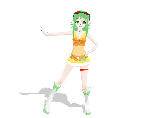 image Mmd r18 my gumi experiments with weird science