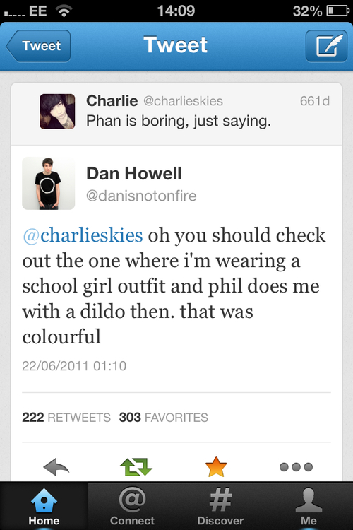 Yes, Phil Lester and Dan Howell are Bisexual by Xerlash