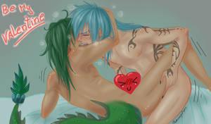 Be my Valentine by padmenvy