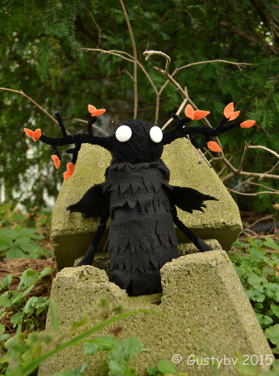 Omni Doll Beast Over The Garden Wall By Gustybv On Deviantart
