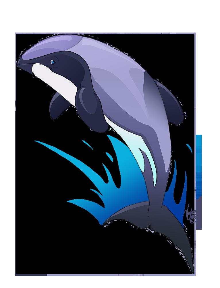 Maui Dolphin by Atolm