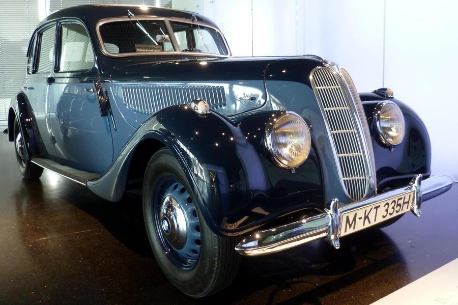 1939 BMW 335 by someoneabletofindana on DeviantArt
