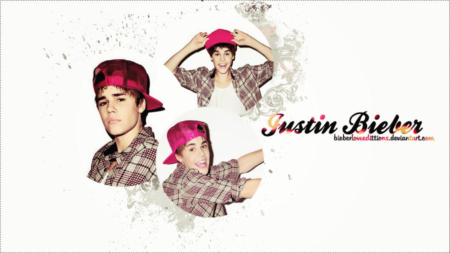 Wallpaper Justin Bieber by BieberLoveEdittions