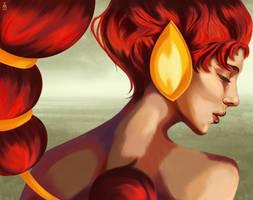 VesVes  (Sailor Moon characters) by tashamille