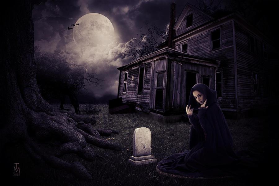 Darkness by tashamille