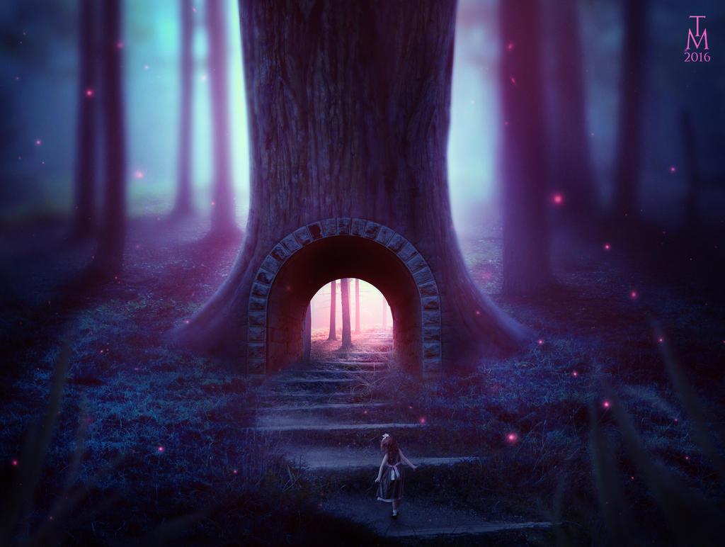 Wonderland by tashamille