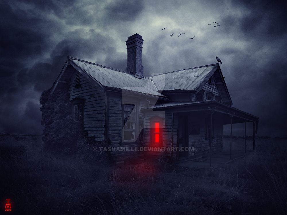 Witch house by tashamille