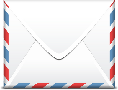 Envelope Icon by tashamille