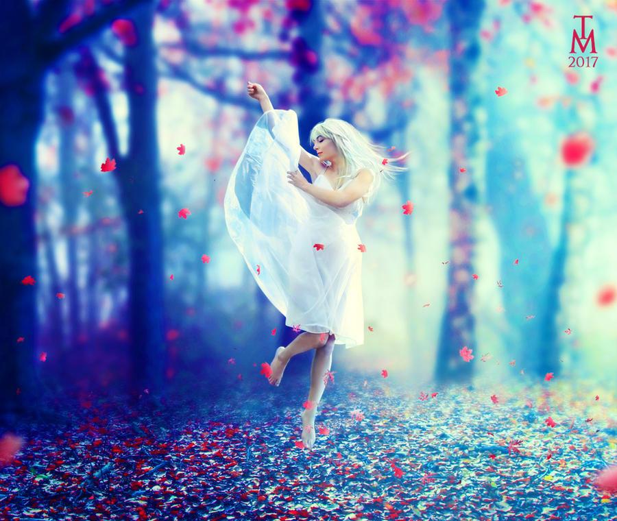 Fairy Dance by tashamille