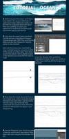 Tutorial: How to Paint Water, Waves,Ocean etc