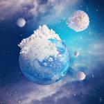 Frozen Mini Planet