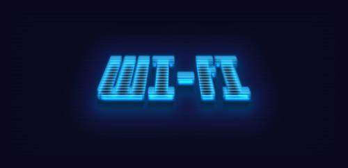 3D WiFi Hologram by tashamille