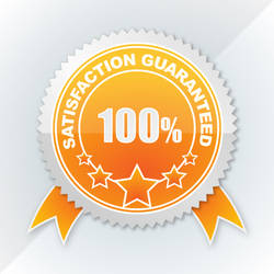 Satisfaction Guaranteed Graphic by tashamille