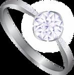 Vector Diamond Ring by tashamille