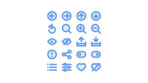 10 Common Icons