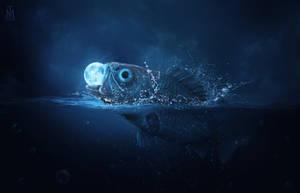 Surreal Fish by tashamille