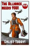 Star Wars ~ Rebel Alliance  Propaganda