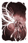 Diablo III ~ Lilith and Inarius