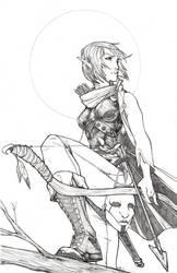 Caedis ~ Elf Ranger