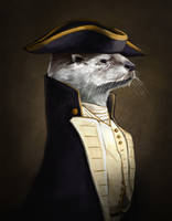 Admiral Otter by Harpokrates