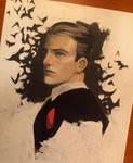 Bruce Wayne Portrait