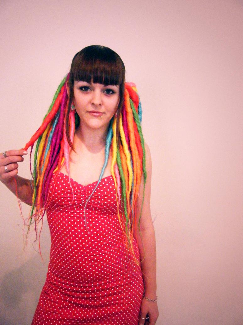 Rainbow Dreadfalls 1 by hairlucination