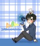 Fanart: Ren x Kyoko + Bo