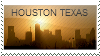 Houston Stamp by finn2012