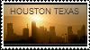Houston Stamp by finn2012