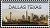 Dallas Stamp by finn2012