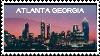 Atlanta Stamp by finn2012