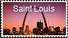 Saint Louis Stamp by finn2012