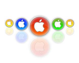 Apple multilogo white by jamie-lewis
