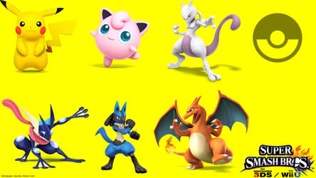 Team Pokemon Reunite (Final Version) by actioncatcher