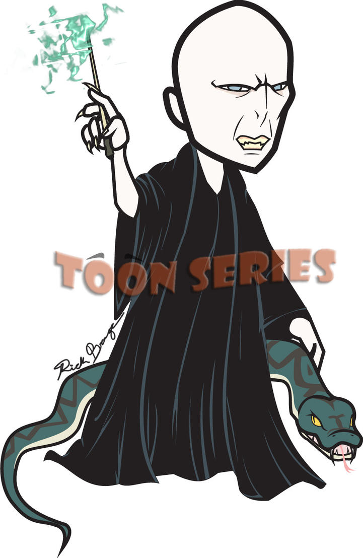 lord voldemort by toonseries on deviantart